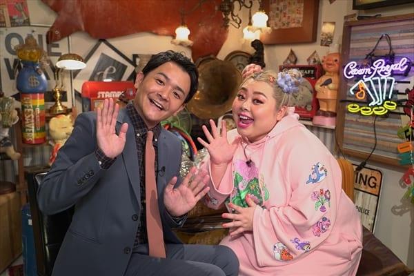 渡辺直美&千鳥・ノブが初タッグ!『直美とノブのお直しさん』12・28放送