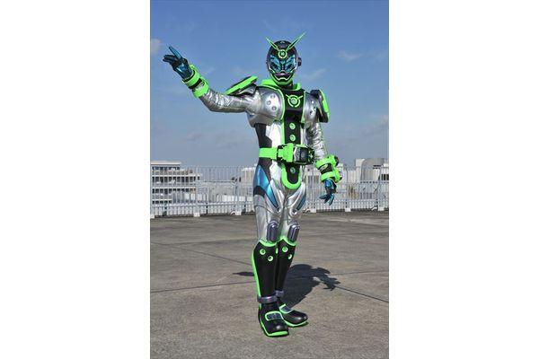 渡邊圭祐が仮面ライダーウォズに変身!念願かなって「うれしかった」