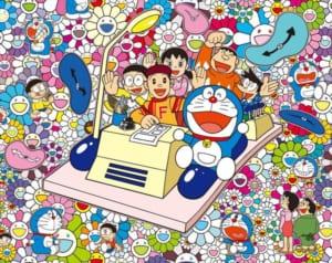 (C)2017 Takashi Murakami/Kaikai KikiCo.,Ltd.All Rights Reserved. (C)Fujiko-Pro
