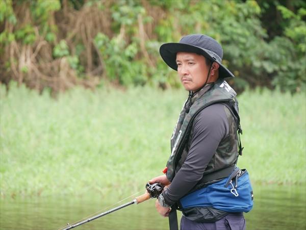 『濱田岳アマゾン体感 暴れ怪魚と猛牛大移動』