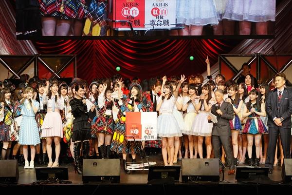 <p>『第8回AKB48紅白対抗歌合戦』</p>