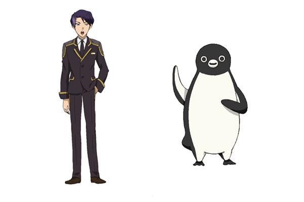 山寺宏一&Suicaのペンギンが『シンカリオン』に登場!1・12放送