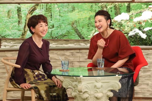 デビュー30周年!島崎和歌子が『感謝祭』の裏側を明かす!『サワコの朝』1・12放送