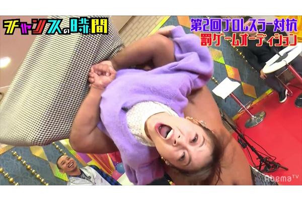 鈴木奈々×プロレスラーにスタジオ大爆笑!千鳥・大悟「コンビで売れるで」