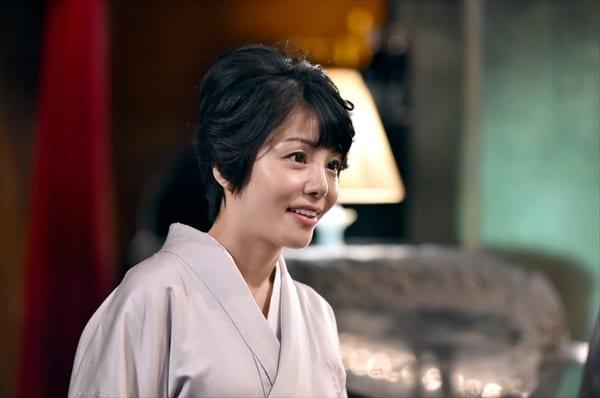 料理研究家・森崎友紀がクラブのママとしてゲスト出演『グッドワイフ』第3話
