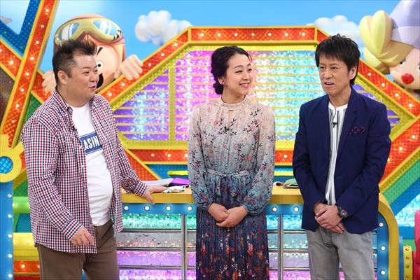 浅田真央の登場にブラマヨ大興奮!「鳥肌が立った」『ウラマヨ!』1・19放送