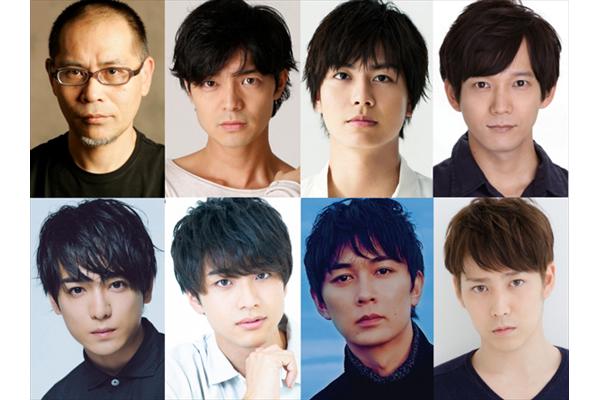 鈴木勝秀演出、男性5人の会話劇「僕のド・るーク」上演決定