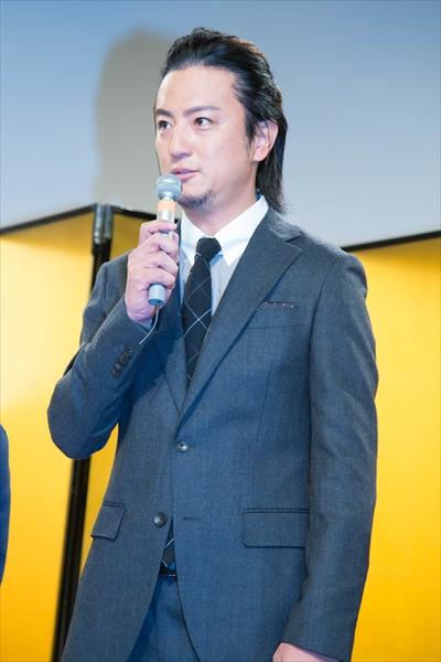 <p>『プレミアムドラマ「盤上のアルファ~将棋の約束~」』</p>
