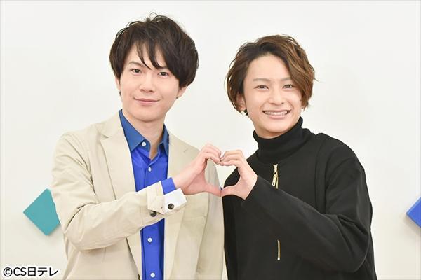 『2.5次元ナビ!』1月新作ゲストに橋本祥平!出演舞台も放送