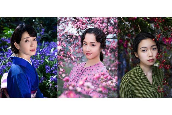 小栗旬主演「人間失格」太宰を愛した3人の女たちに宮沢りえ・沢尻エリカ・二階堂ふみが出演決定
