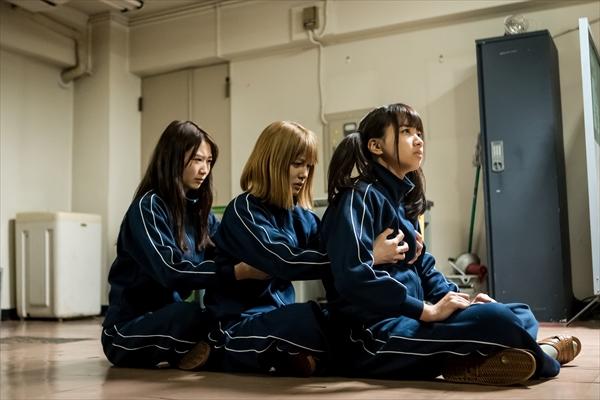 『BACK STREET GIRLS -ゴクドルズ-』