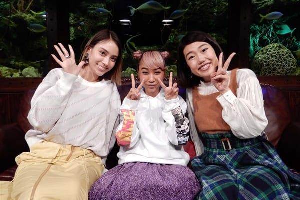 滝沢カレンの奔放MCに長谷川京子、田中みな実、西野七瀬が総ツッコミ