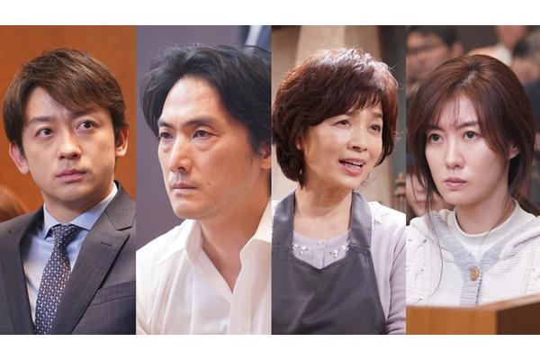 山本耕史、平岳大、ともさかりえが坂口健太郎主演『イノセンス 冤罪弁護士』にゲスト出演