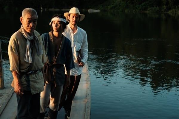 オダギリジョー長編初監督作『ある船頭の話』9月公開決定!柄本明主演、共演に村上虹郎
