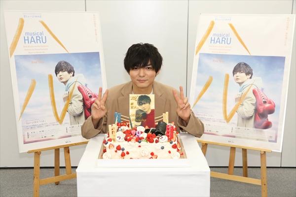 Hey! Say! JUMP薮宏太、ストイックな役作りにも余裕の笑顔「山田とのお寿司が待っていると思えば…」