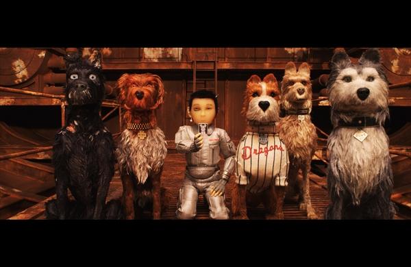 『犬ヶ島』©2018 Twentieth Century Fox Film Corporation. All rights