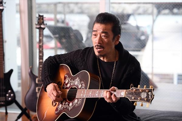 ロックスター役の宇崎竜童が劇中で歌う楽曲を書き下ろし!『グッドワイフ』第5話2・10放送
