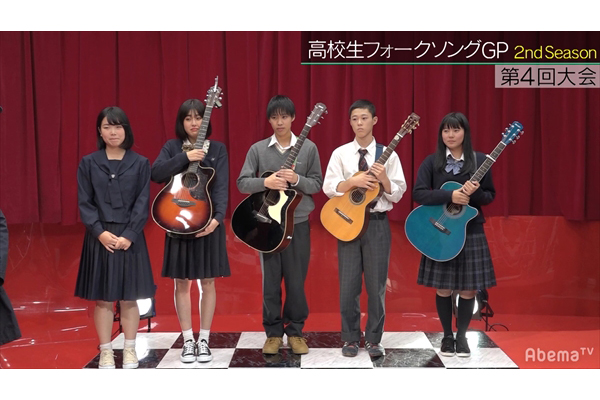 """バナナマン日村、澤部渡が""""歯の歌""""を絶賛!「高校生フォークソングGP」"""
