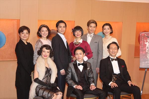 屋良朝幸「とんでもなく難しい」主演ミュージカル「Red Hot and COLE」3月上演