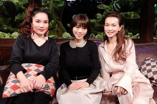 釈由美子「3日間ずっと泣いていた」女優たちの共演者との恋事情とは?2・12『グータンヌーボ²』