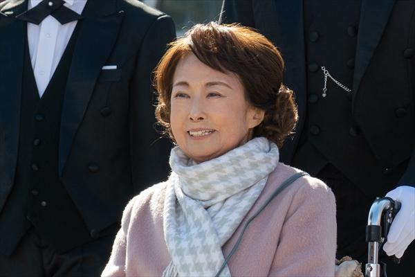 吉行和子が前作で八千草薫が演じた奥様役に『執事 西園寺の名推理2』