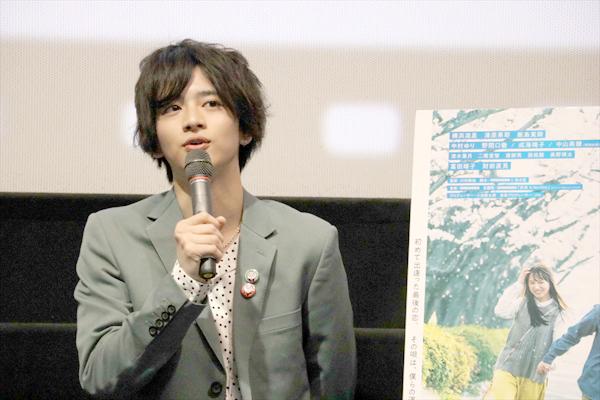 飯島寛騎が『愛唄』で共演の横浜流星&清原果耶の素顔明かす「切り替えがすごい」