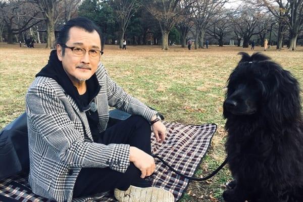 吉田鋼太郎と愛犬の散歩に密着!『もふもふモフモフ』2・14放送