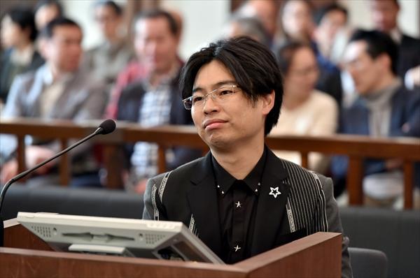 浜野謙太がカリスマIT社長に!「気持ち悪いなと思ってもらえたら(笑)」『グッドワイフ』第7話にゲスト出演