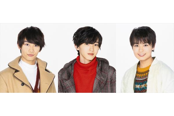 大西流星、道枝駿佑、藤原丈一郎が『RIDE ON TIME』の密着について語る!