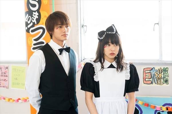 『僕キミ』野村周平がタキシード姿&桜井日奈子はメードコスプレを披露