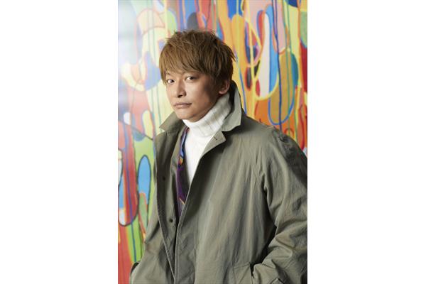 香取慎吾のアート活動に2年間密着!日本初個展記念特番 2・24放送