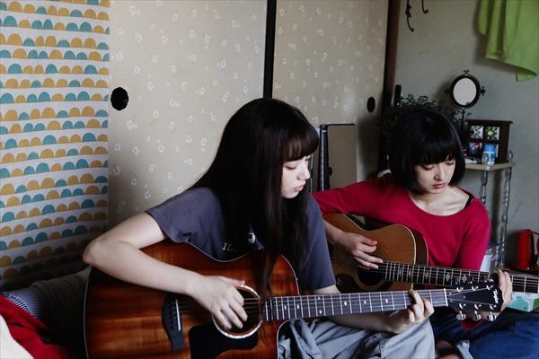 『さよならくちびる』小松菜奈&門脇麦の歌唱シーン&新場面解禁