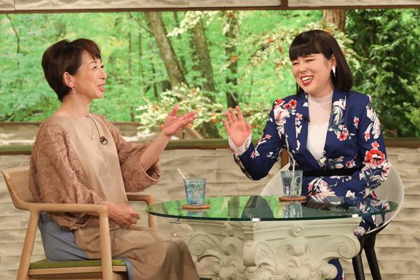 """ブルゾンちえみが""""35億""""誕生秘話を語る!『サワコの朝』2・23放送"""
