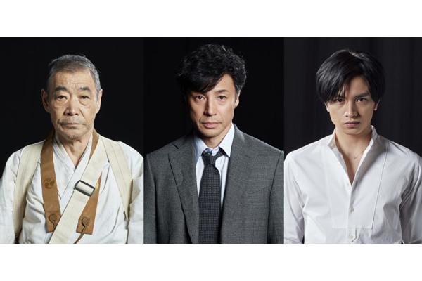 東山紀之、初共演の中島健人にエール「俳優として目指すべき道が見えてくる作品に」現代版『砂の器』放送決定