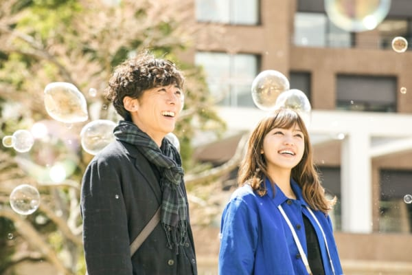 高橋一生が川口春奈をお姫様抱っこ!『九月の恋と出会うまで』特別映像解禁