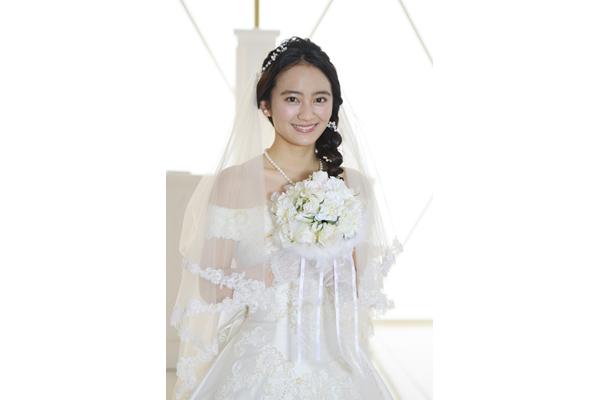 岡田結実がウエディングドレス姿を初披露!『私のおじさん』第7話3・1放送