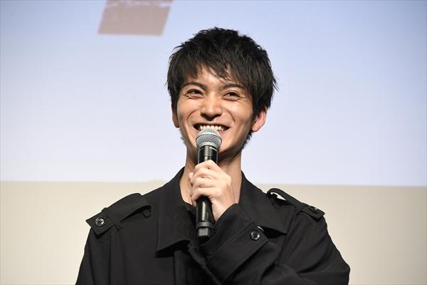 映画「JK☆ROCK」完成披露舞台あいさつ
