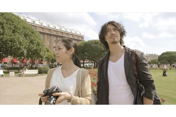 映画「ソローキンの見た桜」新場面写真&斎藤工のコメント到着