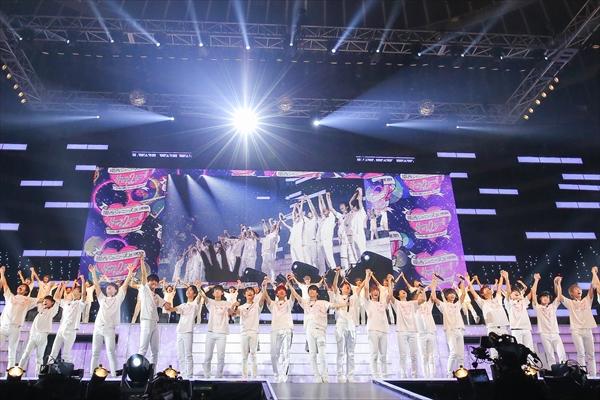 関西ジャニーズJr.の大阪城ホール正月公演に密着!『RIDE ON TIME』3・1放送