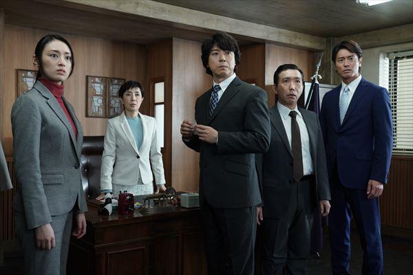 上川隆也主演『遺留捜査』初の冬スペシャルはオーケストラが舞台