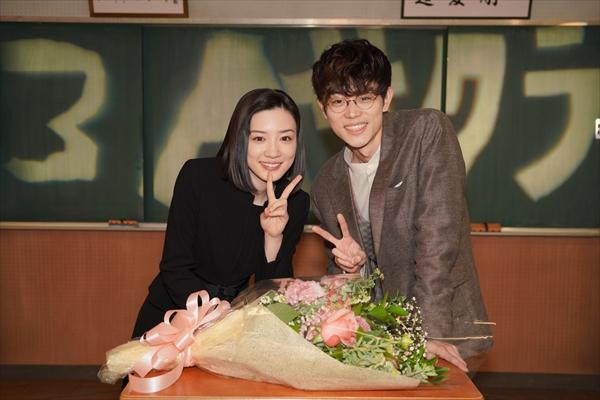 永野芽郁が『3年A組』撮了で涙「当たり前のことを見直すきっかけを頂いた」
