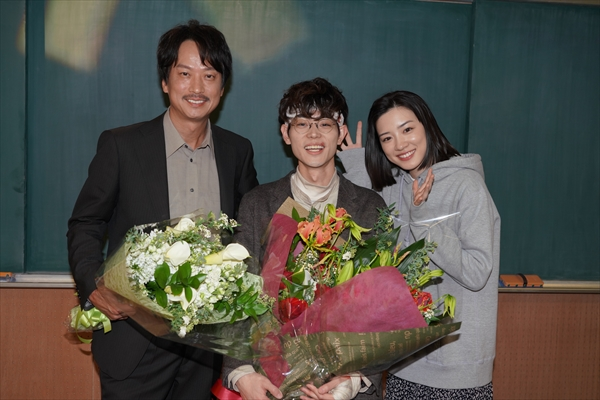 菅田将暉『3年A組』は「遺作になっても何の悔いもない」椎名桔平と共に撮了