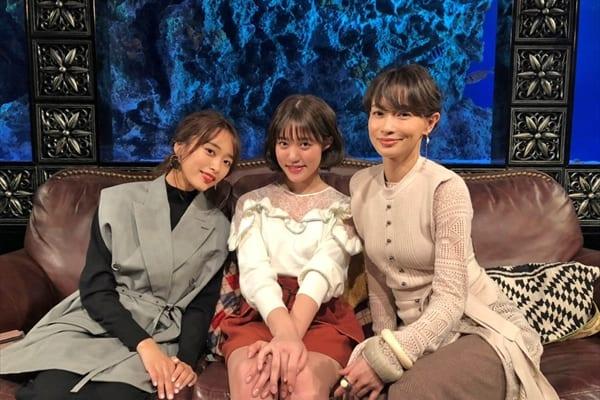 近藤千尋がジャンポケ太田とのなれそめを告白!『グータンヌーボ²』3・12放送
