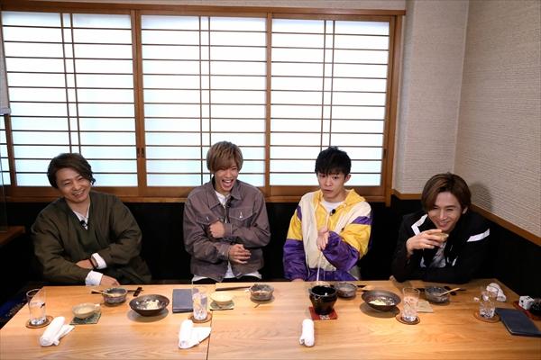 """キンプリ岸優太&神宮寺勇太がKinKi Kidsに""""オトナ""""を学ぶ!"""