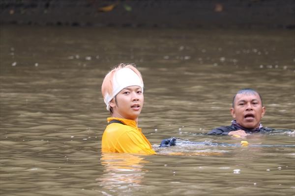 増田貴久がアマゾン川にダイブ!『おたすけJAPAN』3・21放送