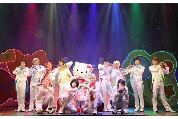 ミラクル☆ステージ「サンリオ男子」千秋楽 BSスカパー!で3・31独占放送
