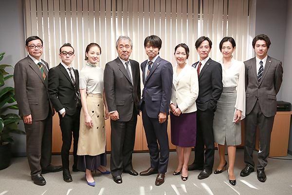 井ノ原快彦「今年からが本当の『特捜9』になる気がしています」『特捜9 season2』会見