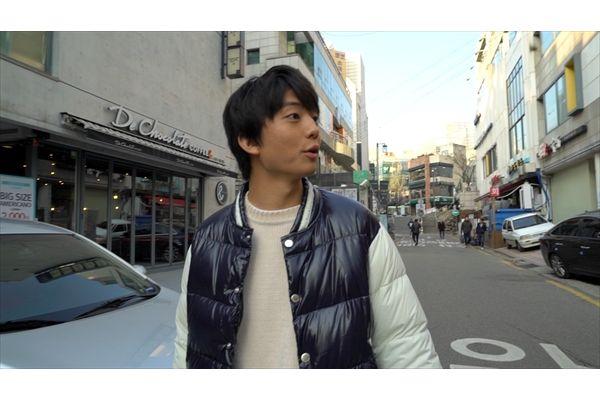伊藤健太郎と一緒に韓国旅へ『Kの旅人~特別編~』特別版放送決定!