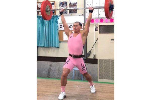 オードリー・春日俊彰、重量挙げで日本一に挑戦!『炎の体育会TVSP』3・30放送