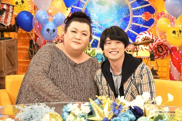 風間俊介再び!『マツコの知らない世界SP』で東京ディズニーシーの楽しみ方を披露 4・9放送